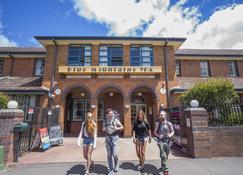蓝山国际青年旅舍 - 卡通巴 - 建筑