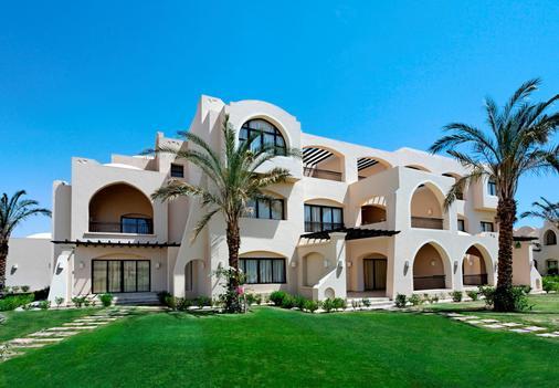 贾兹马卡蒂萨拉亚棕榈度假村 - 赫尔格达 - 建筑