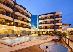 阿夸瑞斯普拉伊亚酒店 - 阿拉卡茹 - 建筑