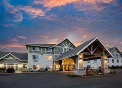 纽波特拉金塔旅馆及套房 - 纽波特(俄勒冈州) - 建筑