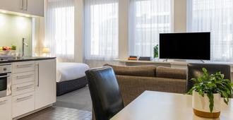奥克斯柯林斯酒店 - 墨尔本 - 建筑