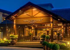 格拉玛多希望塞拉诺度假及会议酒店 - 格拉玛多 - 建筑