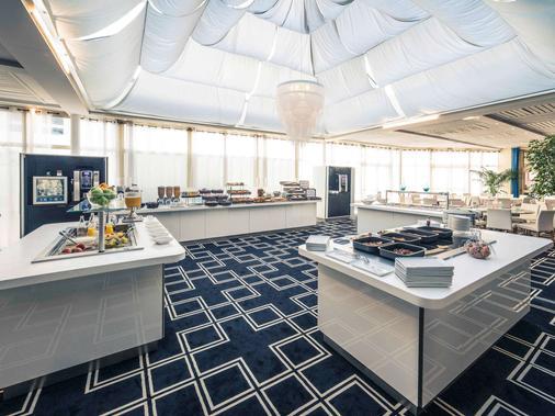 蒙彼利埃安提戈涅中心美居酒店 - 蒙彼利埃 - 自助餐