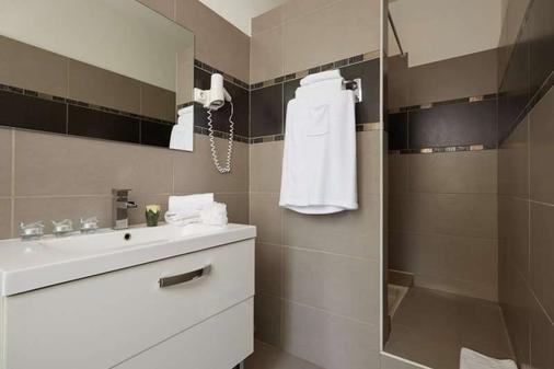 巴黎12酒店 - 巴黎 - 浴室