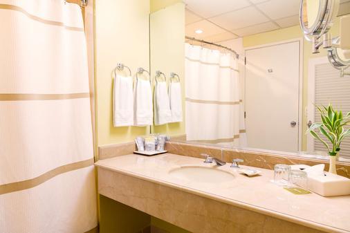 巴塞罗酒店-瓜地马拉城 - 危地马拉 - 浴室