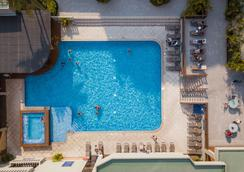 巴塞罗酒店-瓜地马拉城 - 危地马拉 - 游泳池