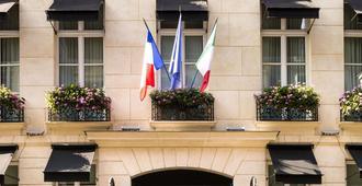 巴黎卡斯蒂耶酒店 - 巴黎 - 建筑