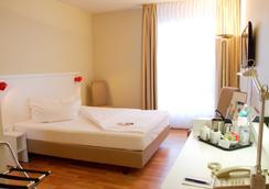 贝斯特韦斯特施洛斯科佩尼克酒店 - 柏林 - 睡房