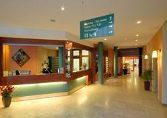 贝斯特韦斯特施洛斯科佩尼克酒店 - 柏林 - 大厅