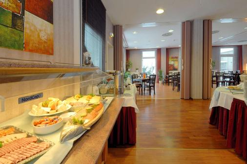 贝斯特韦斯特施洛斯科佩尼克酒店 - 柏林 - 自助餐