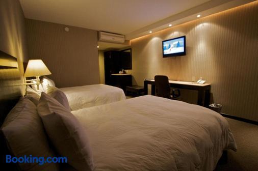 统治者酒店 - 杜兰戈 - 睡房
