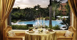 伊瓜苏度假酒店水疗中心及赌场 - 伊瓜苏 - 游泳池