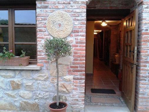 厄尔埃斯皮诺乡村酒店 - 坎加斯德奥尼斯 - 建筑