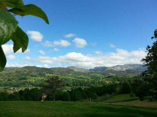 厄尔埃斯皮诺乡村酒店 - 坎加斯德奥尼斯 - 户外景观