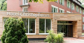 柏林vch克里斯托富勒斯酒店 - 柏林 - 建筑