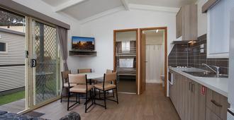 瓦南布尔汽车旅馆及假日公园 - 瓦南布尔 - 厨房