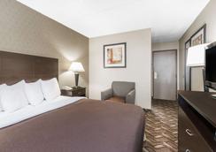 俾斯麦戴斯酒店 - 俾斯麦 - 睡房