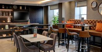十山广场酒店 - 爱丁堡 - 餐馆