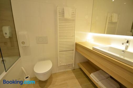 伊莫尼克酒店 - 卢布尔雅那 - 浴室