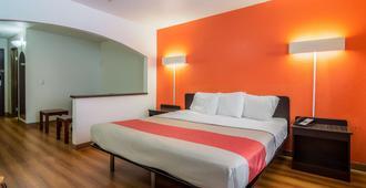 达拉斯6号汽车旅馆 - 北店 - 达拉斯 - 睡房