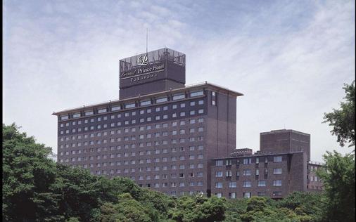 高轮格兰王子大饭店 - 东京 - 建筑