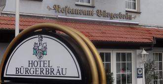 伯格布罗酒店 - 奥斯纳布吕克 - 户外景观
