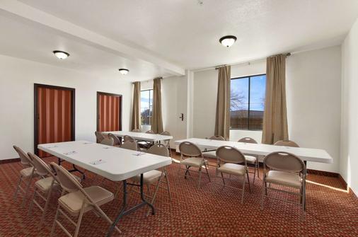 拉伯克豪生酒店 - 拉伯克 - 会议室
