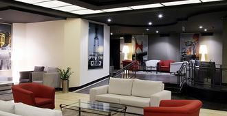 康德杜克毕尔巴鄂酒店 - 毕尔巴鄂 - 休息厅