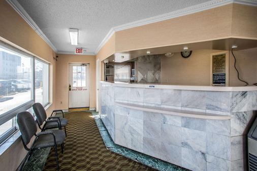 木板路罗德威旅馆 - 大西洋城 - 柜台