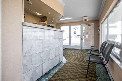 木板路罗德威旅馆 - 大西洋城 - 大厅