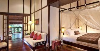 琅勃拉邦纳迦 3 号美憬阁索菲特酒店 - 琅勃拉邦 - 睡房