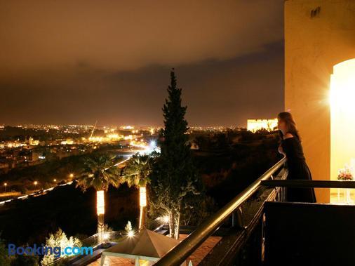 勒斯梅尼德斯酒店 - 非斯 - 阳台