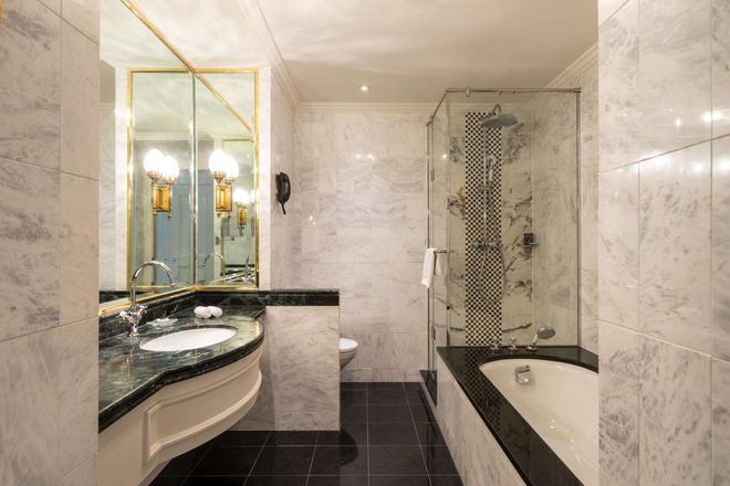 施泰根贝格尔维尔特切尔酒店 - 布鲁塞尔 - 浴室