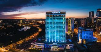 立陶宛丽笙布鲁酒店 - 维尔纽斯 - 建筑
