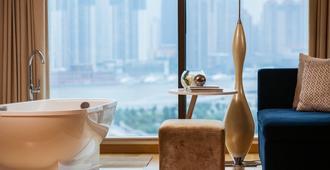 上海豫园万丽酒店 - 上海 - 浴室