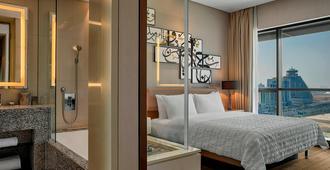 巴林墨丽婷市中心酒店 - 麦纳麦 - 睡房