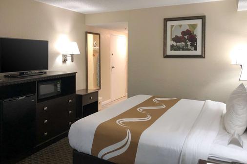 米拉马海滩品质汽车旅馆 - 米拉马海滩 - 睡房