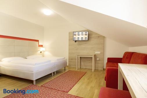 艾德酒店 - 慕尼黑 - 睡房