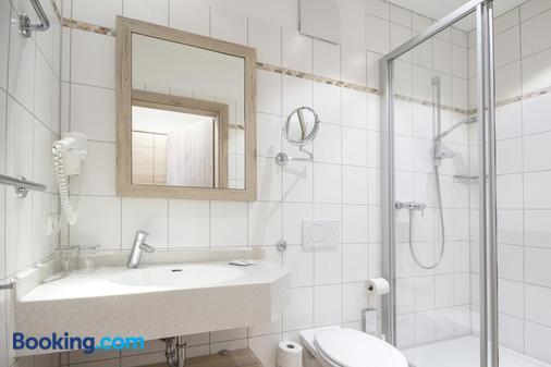 艾德酒店 - 慕尼黑 - 浴室