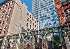 蒙德里安休南酒店 - 纽约 - 建筑