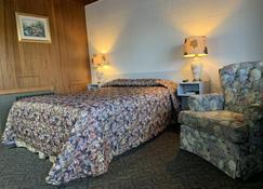 艾斯克罗恩汽车旅馆 - 梅迪辛哈特 - 睡房