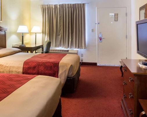 切萨皮克伊克诺酒店 - 切萨皮克 - 睡房