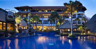 巴厘岛贝诺瓦度假酒店 - South Kuta - 建筑
