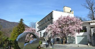 蒙特维里塔酒店 - 阿斯科纳 - 建筑