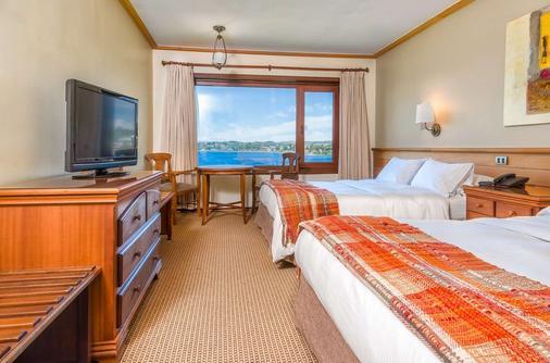 巴拉斯港德拉戈酒店 - 巴拉斯港 - 睡房