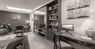 雷吉纳酒店 - 波尔多 - 大厅