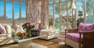 米兰四季酒店 - 米兰 - 客厅