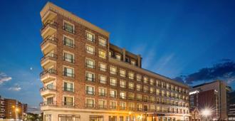 卡尔顿丹恩酒店及水疗中心 - 波哥大 - 建筑