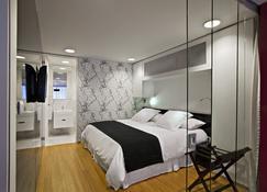 费城住宅公寓 - 墨西哥城 - 睡房