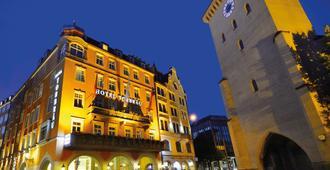 图芭拉乌酒店 - 慕尼黑 - 建筑